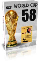 مستند تاریخچه و گلهای جام جهانی 1958