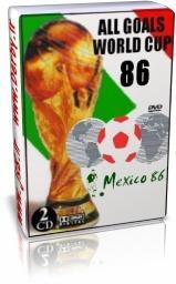 مستند تاریخچه و گلهای جام جهانی 1986