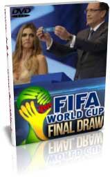 مراسم قرعه کشی جام جهانی 2014