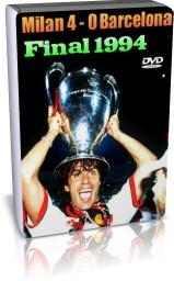 میلان 4 - 0 بارسلونا - فینال اروپا 1994