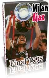 آژاکس 1 - 0 میلان 1995