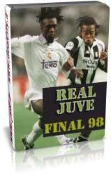 رئال مادرید 1-0 یوونتوس - فینال 98