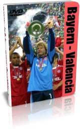 بایرن 1 - 1 والنسیا - فینال 2001