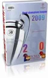 بارسلونا 2-0 منچستر - فینال 2009