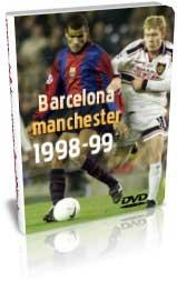 بارسلونا 3-3 منچستر - گروهی اروپا 1999