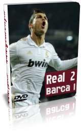 بارسلونا 1-2 رئال مادرید - لالیگا 2012