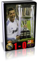 رئال مادرید 1 - 0 بارسلونا -فینال حذفی 2011