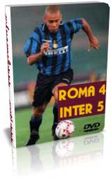 رم 4 - 5 اینترمیلان -لیگ ایتالیا 99