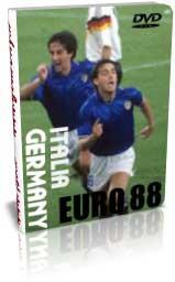 ایتالیا 1 - 1 آلمان غربی - یورو 88