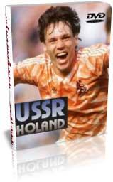 هلند 2 - 0 شوروی - فینال یورو 88