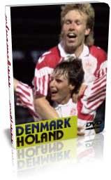 دانمارک 2 - 2 هلند - نیمه نهایی 92