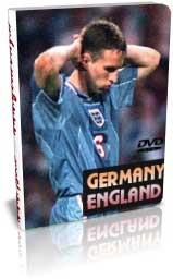 انگلیس 1 - 1 آلمان- نیمه نهایی 96