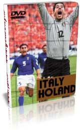 ایتالیا 0-0 هلند - نیمه نهایی یورو 2000