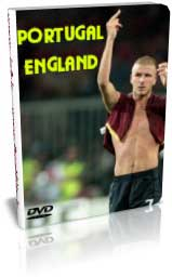 انگلیس پرتغال - یورو 2000