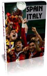 اسپانیا 4-0 ایتالیا - فینال یورو 2012
