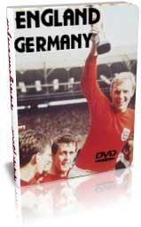 انگلیس 4 - 2 آلمان غربی - فینال 1966