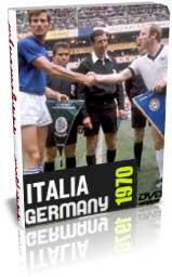 ایتالیا 4 - 3 آلمان - نیمه نهایی 1970
