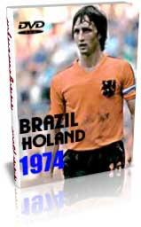 برزیل 0 - 2 هلند - جام جهانی 1974