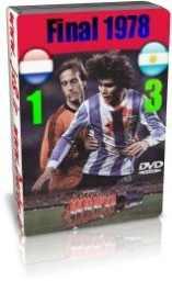 آرژانتین 3 - 1 هلند - فینال 1978