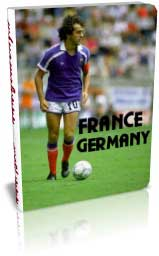 فرانسه 3 - 3 آلمان غربی - نیمه نهایی 1982