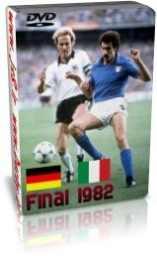 ایتالیا 3 - 1 آلمان غربی - فینال 1982