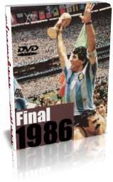 آرژانتین 3 - 2 آلمان غربی - فینال 1986