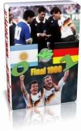 آلمان 1 - 0 آرژانتین - فینال 1990