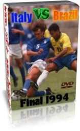 برزیل ایتالیا - فینال جام جهانی 1994