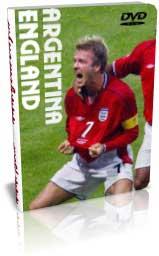انگلیس 1 - 0 آرژانتین - جام 2002