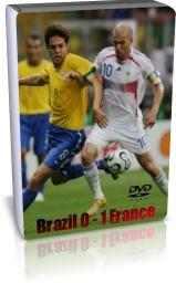 فرانسه 1 - 0 برزیل -جام جهانی 2006