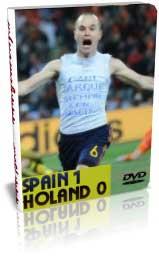 اسپانیا 1 - 0 هلند - فینال جام جهانی  2010
