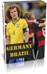 آلمان 7-1 برزیل - جام جهانی 2014