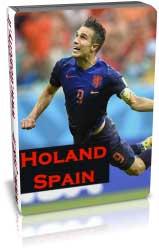 هلند 5-1 اسپانیا - جام جهانی 2014