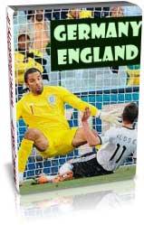 آلمان 4 - 1 انگلیس - جام جهانی 2010