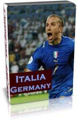 ایتالیا 2 - 0 آلمان - نیمه نهایی 2006