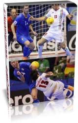 ایران 5-5 ایتالیا - جام جهانی 2008