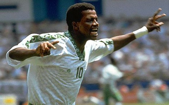 دانلود سعید الاویران عربستانی به تیم ملی بلژیک در جام جهانی 94 امریکا