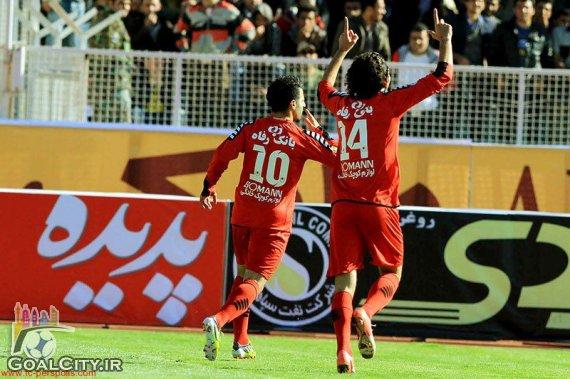 سریعترین گل لیگ برتر ایران
