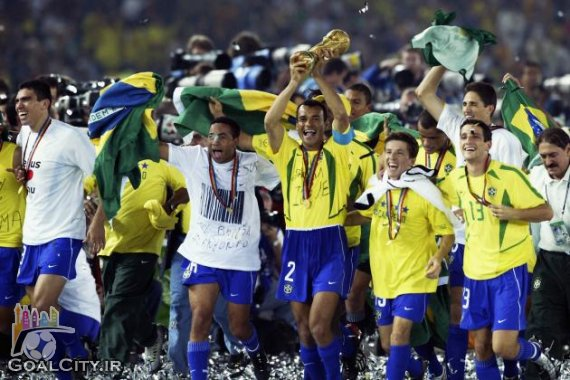 بیشترین عنوان قهرمانی در جام جهانی