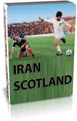 ایران 1-1 اسکاتلند (جام جهانی 78)