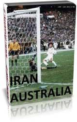 ایران 1-1 استرالیا (پلی آف جام جهانی 98)