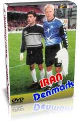ایران 0-0 دانمارک (دوستانه مهر78)