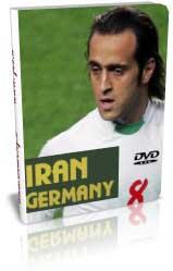 ایران 0-2 آلمان (دوستانه 2006)