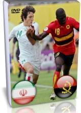 ایران 1-1 انگولا - جام جهانی 2006