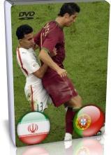 ایران 0-2 پرتغال - جام جهانی 2006
