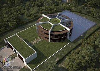 خانه های چندمیلیون دلاری ستاره های فوتبال + عکس