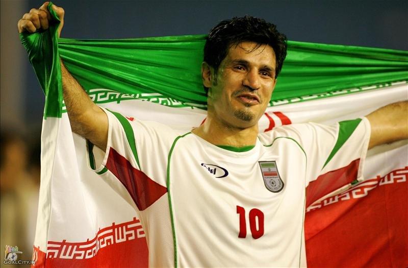 با بهترین گلزنان ایران در تاریخ جام ملتهای آسیا آشنا شوید