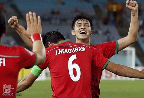 دانلود گلها و خلاصه بازی ایران قطر در جام ملتهای آسیا 2015