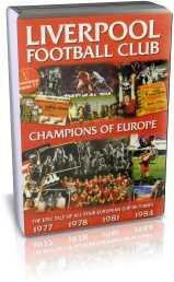 مجموعه 5 قهرمانی لیورپول در اروپا