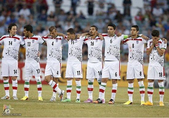 دانلود گلها ، لحظات حساس و پنالتی های بازی ایران عراق در جام ملتهای آسیا 2015